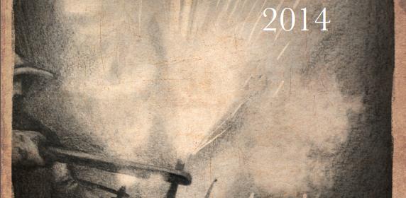 Cartel de la Trobada del Foc 2014