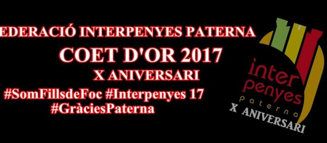 Interpenyes Coet d'Or 2017